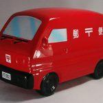 郵便車貯金箱
